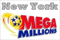 New York MEGA Millions Frequency Chart for the Latest 100 Draws