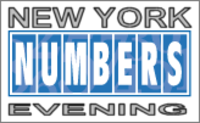 New York Numbers Evening recent winning numbers