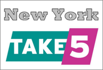 New York Take 5 Frequency Chart for the Latest 100 Draws