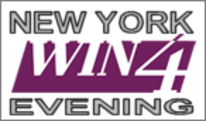 New York(NY) Win 4 Evening Overdue Chart